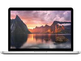 アップル / APPLE MacBook Pro Retinaディスプレイ 2700/13.3 MF839J/A